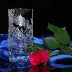 Odlivka s růží