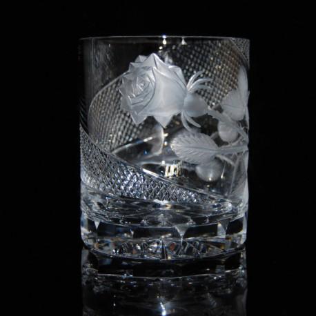 Whisky s růží 330 ml
